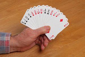 Online Bridge: Play of the Hand