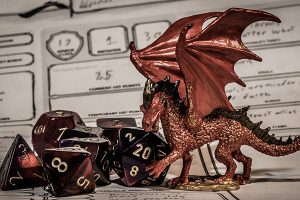 Introduction to Dungeons & Dragons